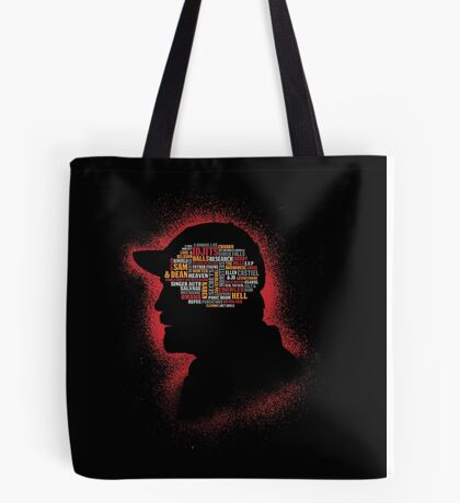 A Hunters Phrenology Tote Bag