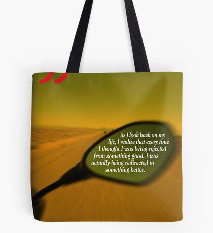Steve Maraboli's Inspirational Quote Tote Bag