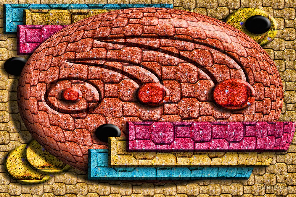 Brick Work on Tuesday by GolemAura
