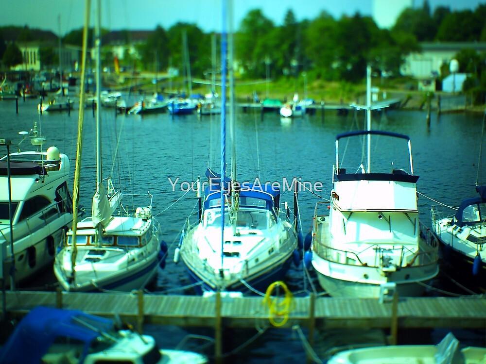 NeinGrenze - Harbour I by OLIVER W