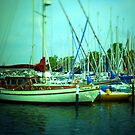 NeinGrenze - Harbour II by OLIVER W