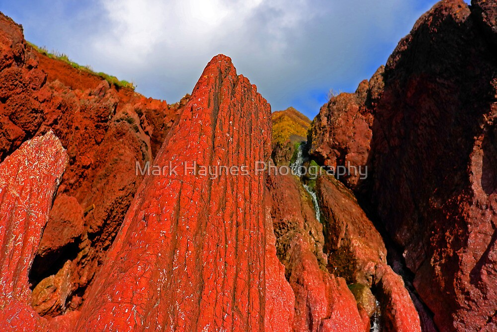 Devils Rock? by Mark Haynes Photography