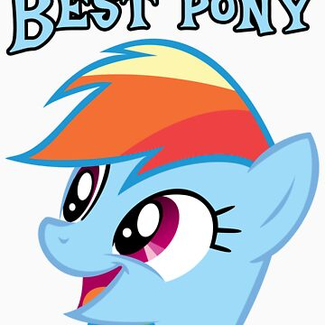 Rainbow Dash is best pony by danspy1994