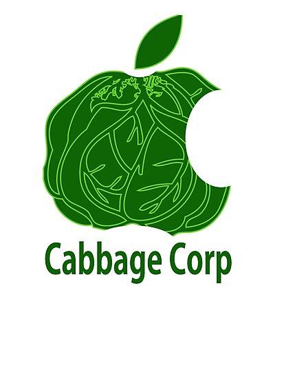 Legend of Korra Avatar Cabbage Corp by Tardis53