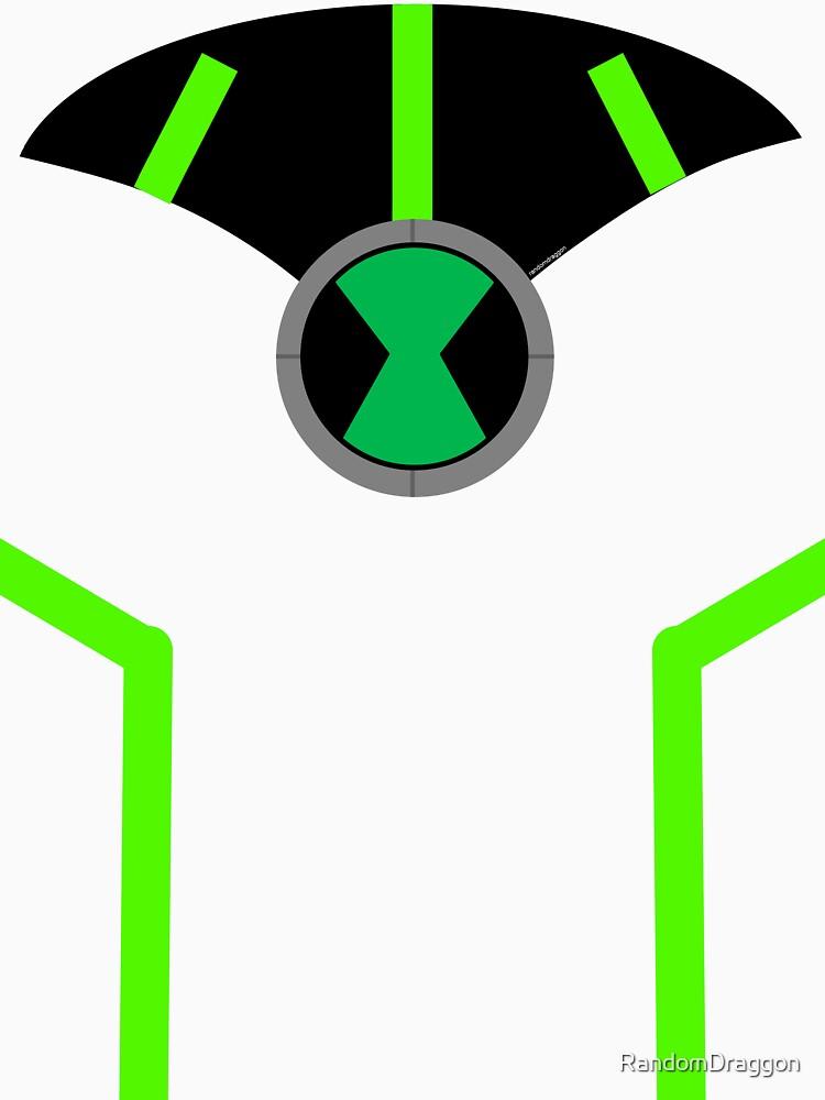 Ben 10 Upgrade Unisex T Shirt By Randomdraggon Redbubble