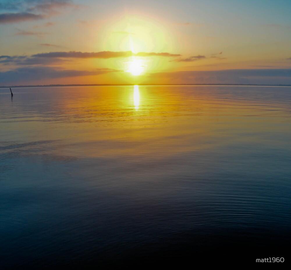 Big Sky Sunrise by matt1960