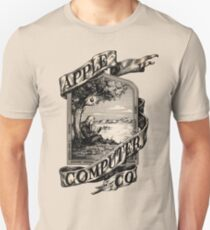 Apple Computer Co. | First logo T-Shirt