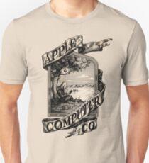 Apple Computer Co. | First logo Unisex T-Shirt