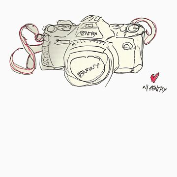 I love my Pentax. by shyimg