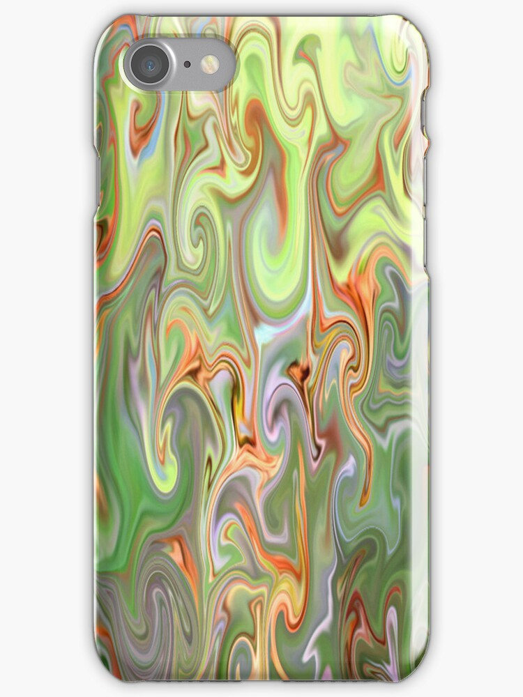 *Convulsion...Iphone case by GoldenRectangle