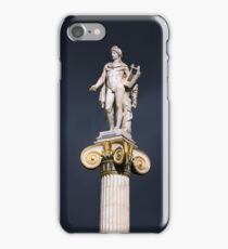 Greek god of music Apollo iPhone Case/Skin