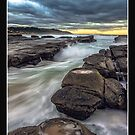 Soldiers Beach NSW, Australia by Andy Eftichiou