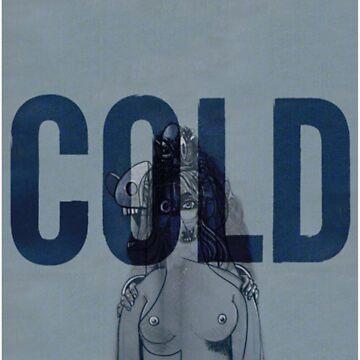 Kanye West - COLD artwork  by HowardWalsh
