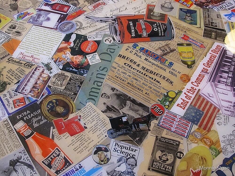 Tabletop Memories by Monnie Ryan