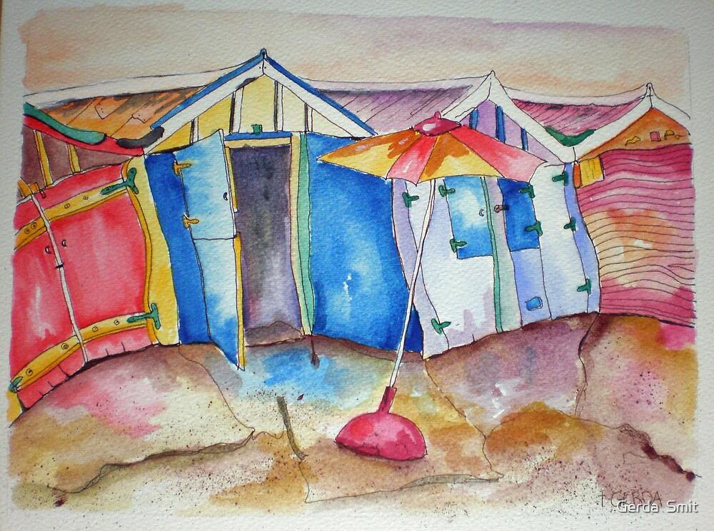 Boatsheds by Gerda  Smit