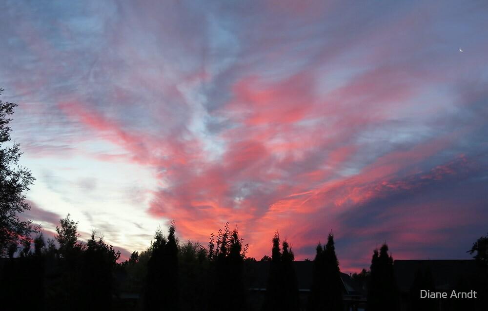 5:00 A.M....Caldwell, Idaho by Diane Arndt