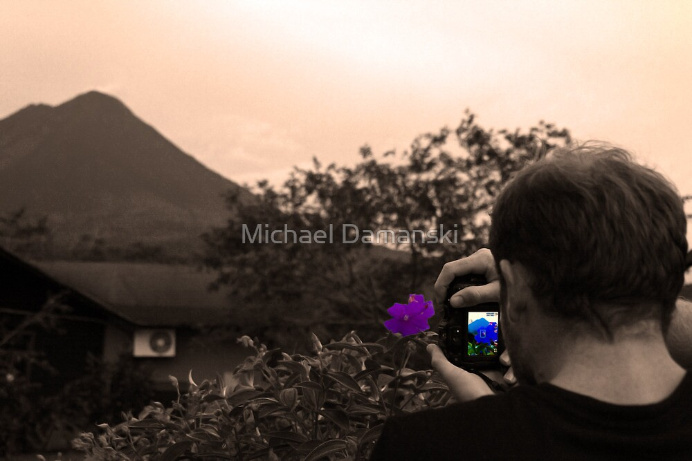 Getting the Shot by Michael Damanski