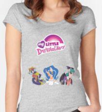 My little Darkstalkers Women's Fitted Scoop T-Shirt