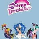 My little Darkstalkers by Sonson21