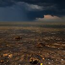 severe thunderstorm warning by james smith