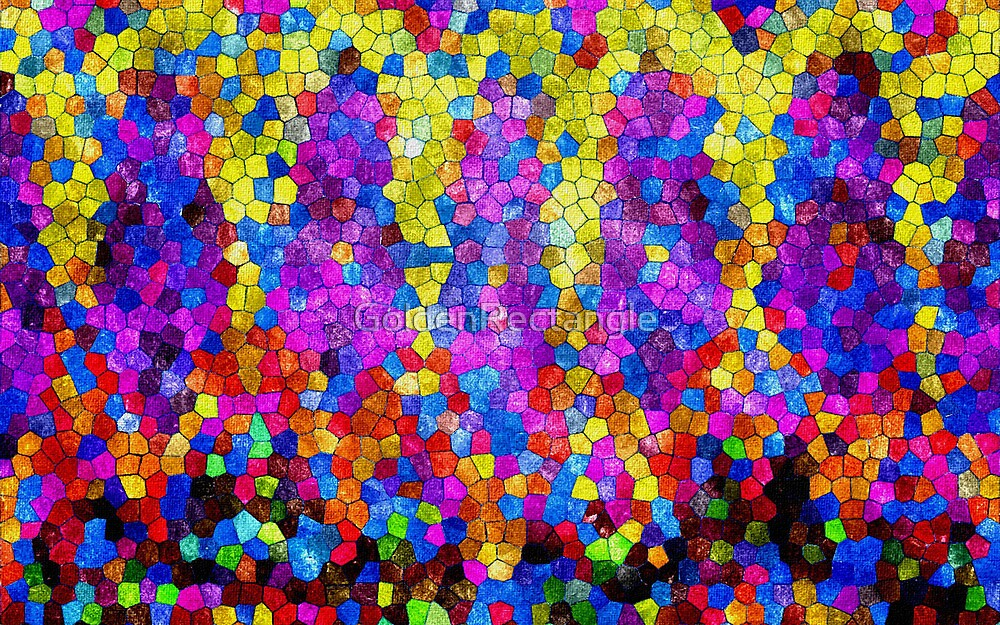 *Dotted in Color by GoldenRectangle