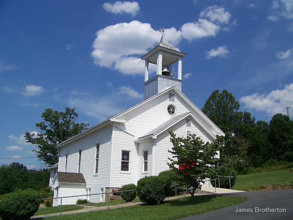 Saint Jacobs Church by James Brotherton