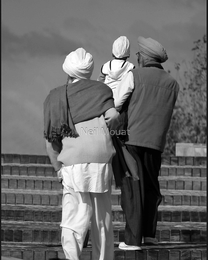 Three Generations. by Neil Mouat