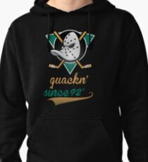 Mighty Ducks  Pullover Hoodie