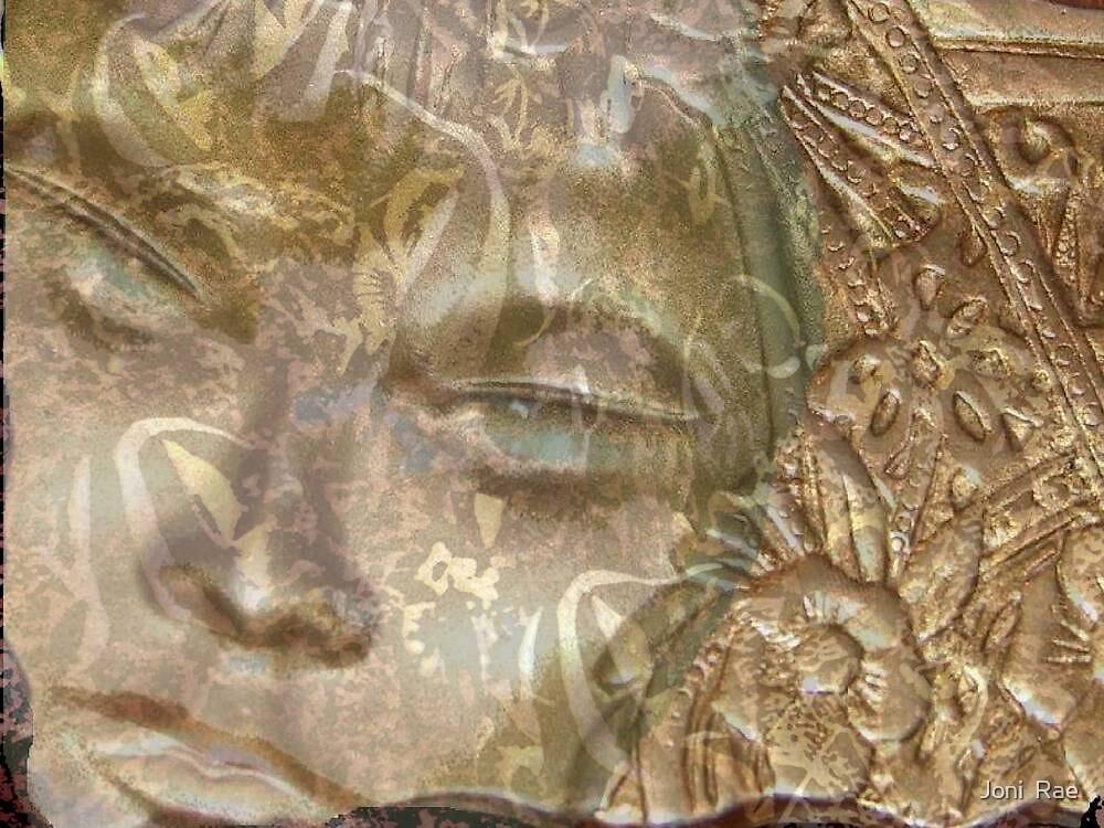 Namaka the Sea Goddess by Joni  Rae