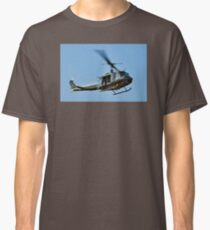 Bell UH-1 Iroquois Helicopter - (Huey) Classic T-Shirt