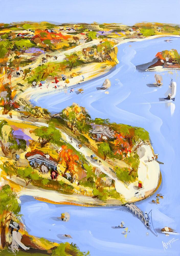 Coastal Dreaming by Adam Bogusz