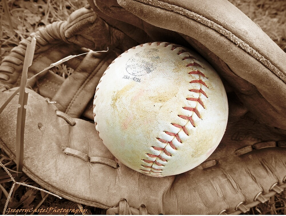 Play Ball! by Gregory Castel