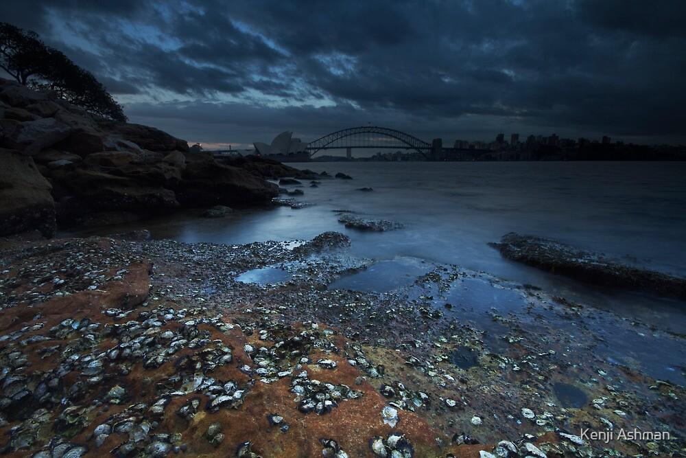 Moody Sydney by Kenji Ashman
