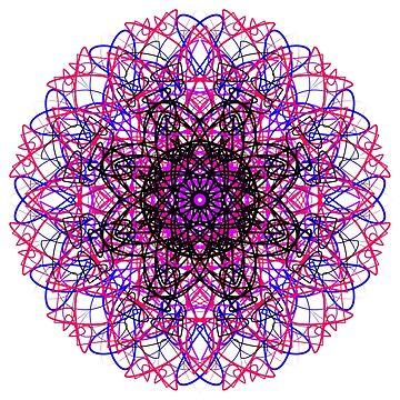 Electric Raspberry by sparkyvanarky