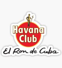 HAVANA CLUB Sticker