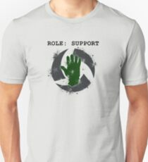 Heroes Role: Support Unisex T-Shirt