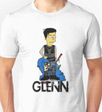 Glenn Rhee Character (Light) Unisex T-Shirt
