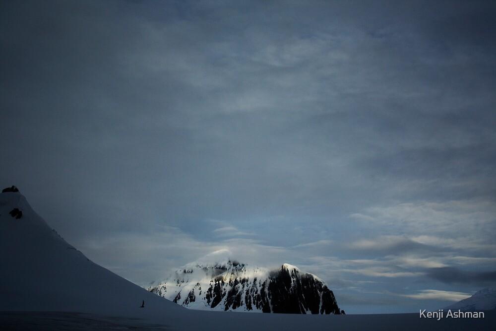 Antarctic Landscape by Kenji Ashman