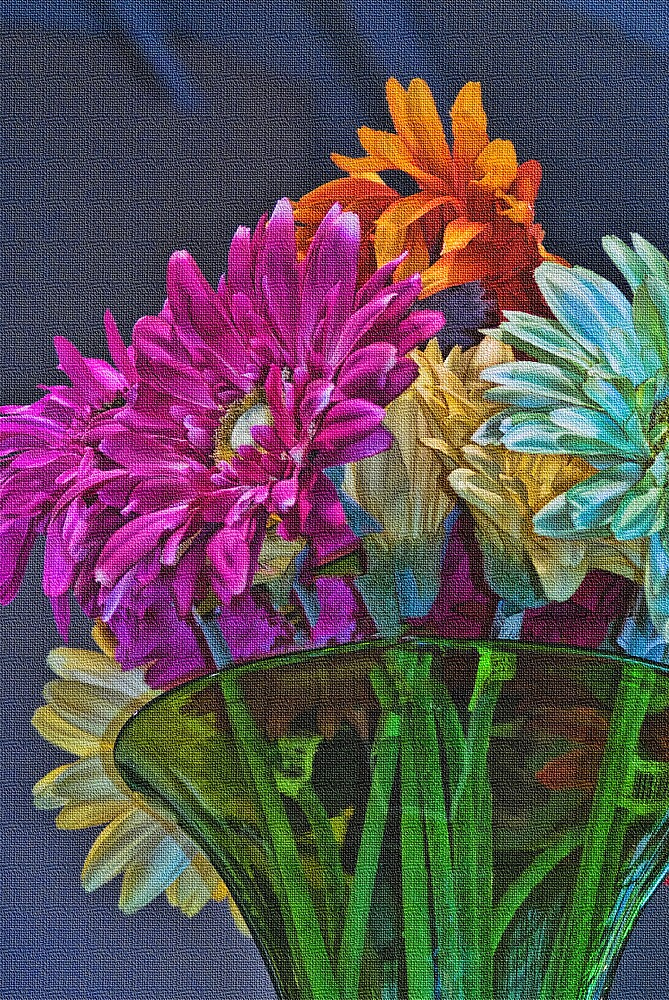 Flower Arrangement by Joy  Rector