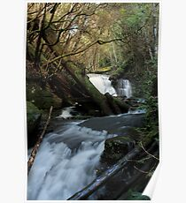 Strickland Ave Falls 3 Poster