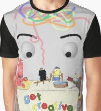 Don't Hug Me I'm Creative Graphic T-Shirt