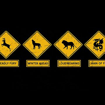 Danger Ahead by weRsNs