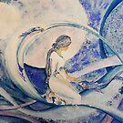 Maid of water by Margherita Bientinesi