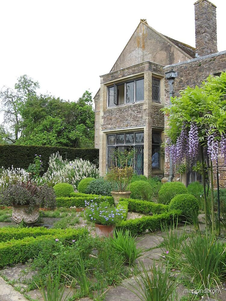 Cothay Manor, Devon by mariondixon