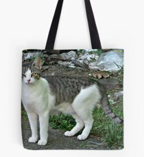 See How Well I Can Care For Myself In The Wild??? Tote Bag