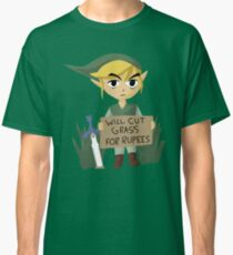 Looking For Work - Legend of Zelda Classic T-Shirt