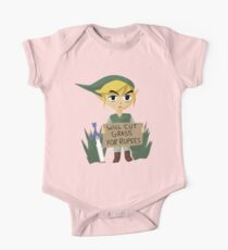 Looking For Work - Legend of Zelda Kids Clothes