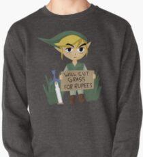 Looking For Work - Legend of Zelda Pullover