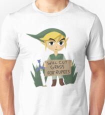 Looking For Work - Legend of Zelda Unisex T-Shirt