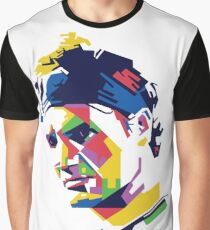 Roger Federer art Graphic T-Shirt